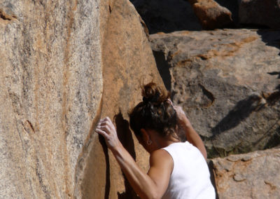 Tirasberge Bouldering